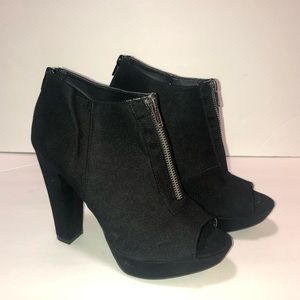 Material Girl Mover Booties